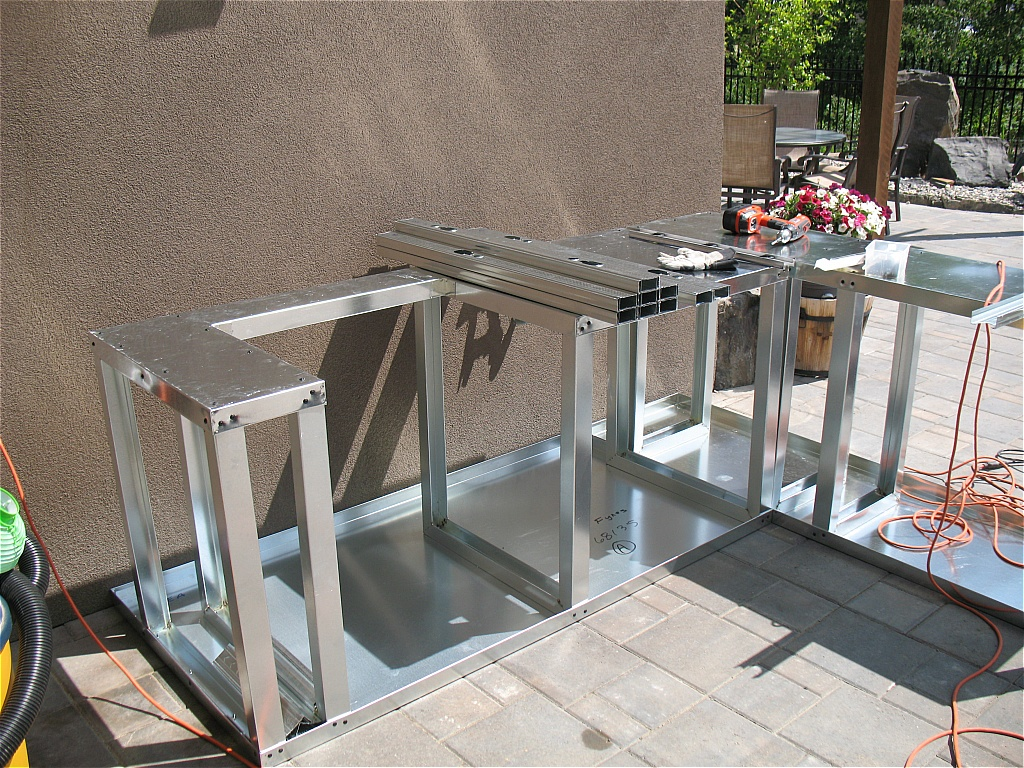 Barbecue Island Kits  Custom Outdoor Kitchens  BBQ Source Forums